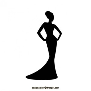 woman-silhouette-with-elegant-dress_23-2147515122