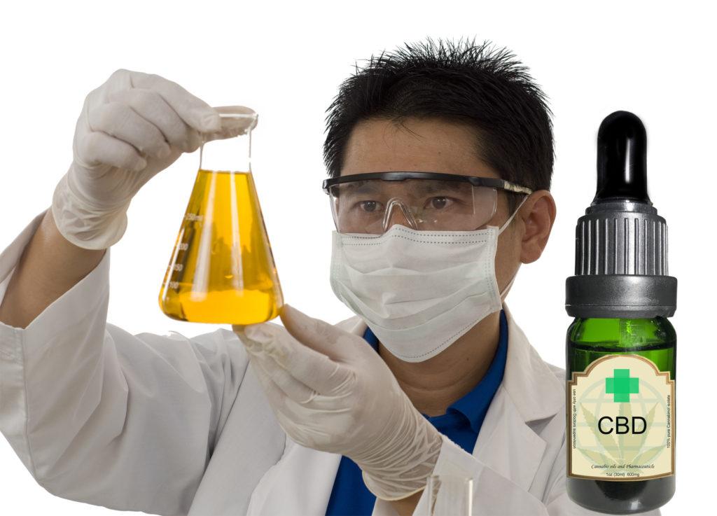 olejek CBD - badania